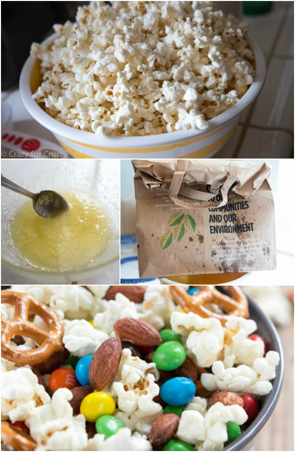 How to make microwave kettle corn