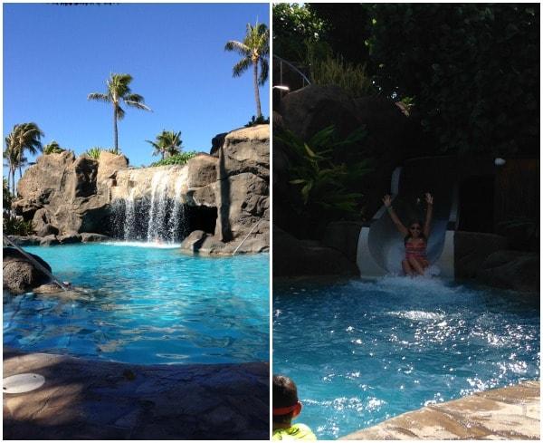Maui Ocean Club Pool