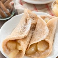 Apple Pie Pancake Rolls (1 of 7)w