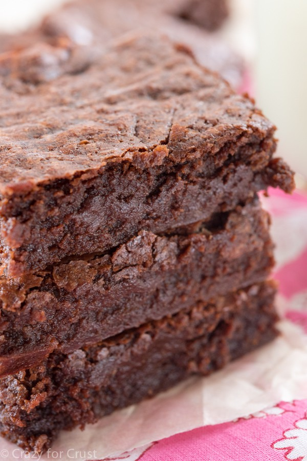 How to make Brown Butter Brownies (2 of 6)