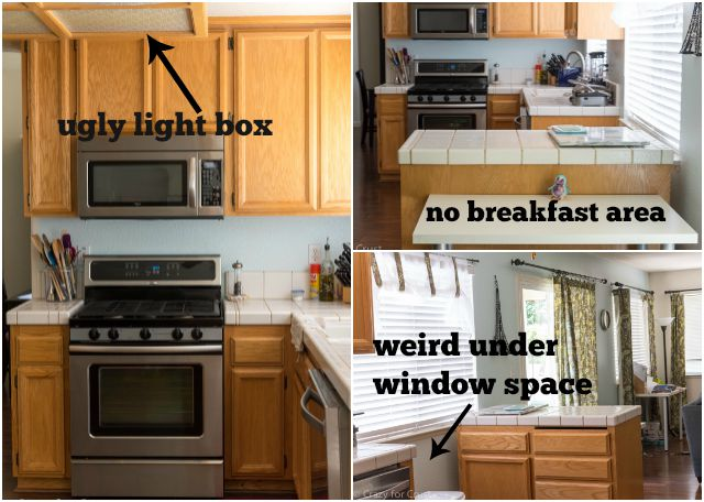 5 Kitchen Remodeling Tips (the before)