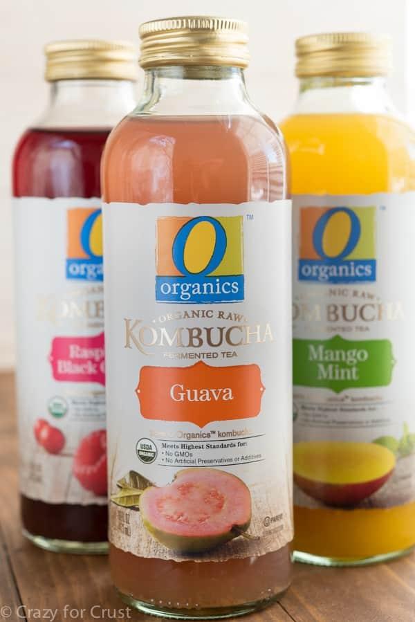 O Organics Kombucha (3 of 5)