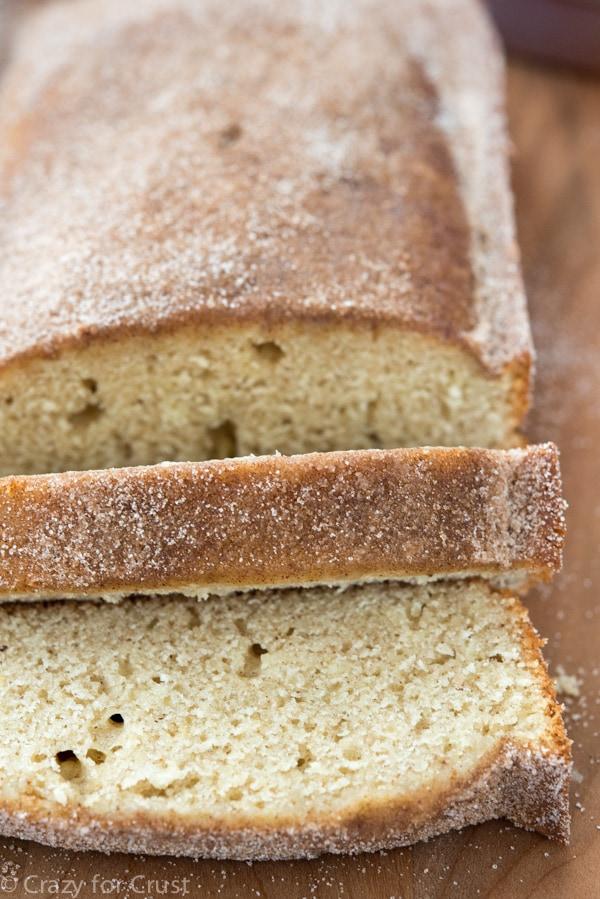 Easy Apple Cider Pound Cake Recipe