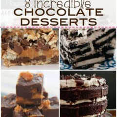 8 Incredible Chocolate Desserts you MUST make
