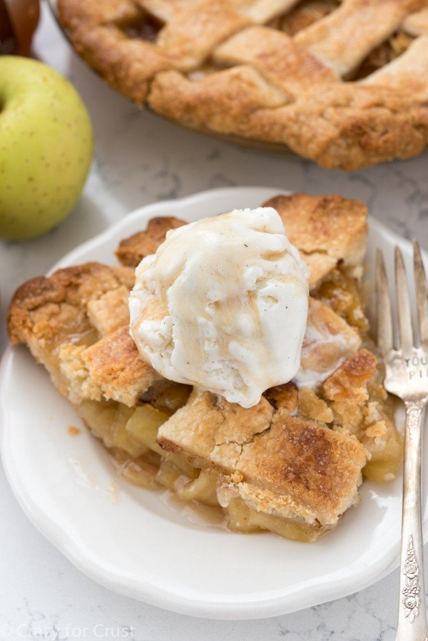 Apple Cider Pie Recipe