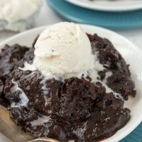 Slow Cooker Brownie Pudding (4 of 7)w