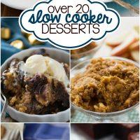 Slow Cooker Desserts1