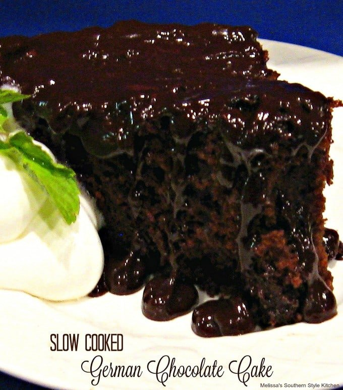 Over 20 Slow Cooker Desserts you MUST make! - Crazy for Crust