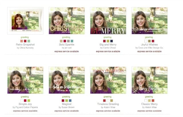 Minted cards 1