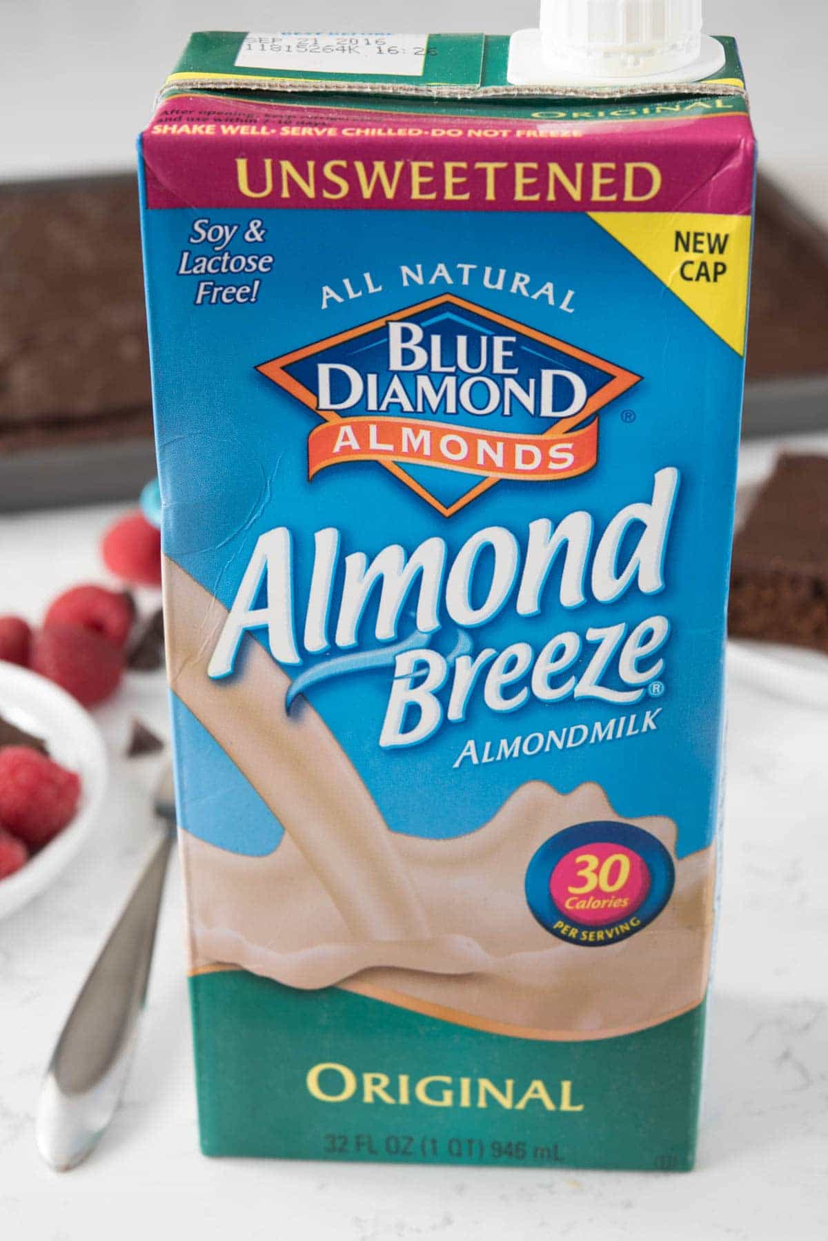Unsweetened Almond Breeze Almond Milk