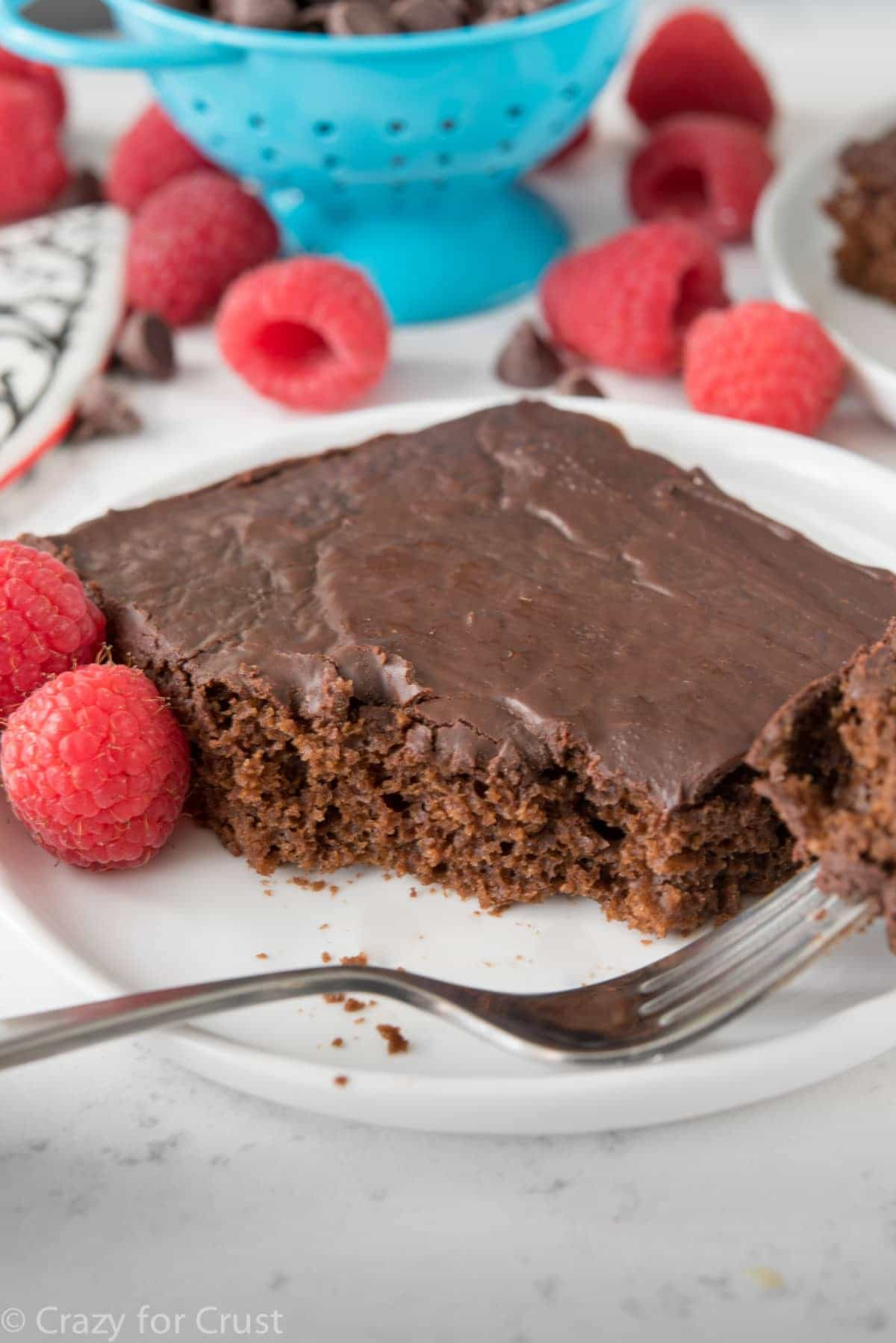 Easy Better Chocolate Sheet Cake Recipe