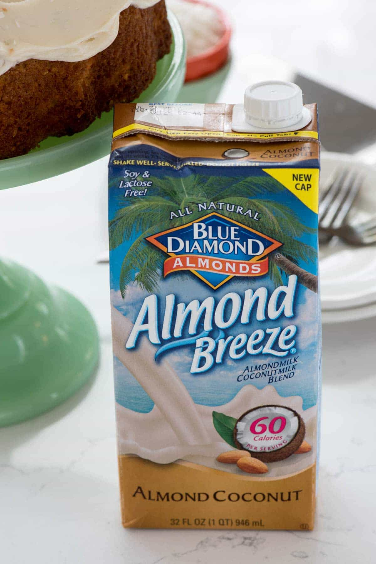 Almond Breeze Almond Milk Coconut Milk Blend