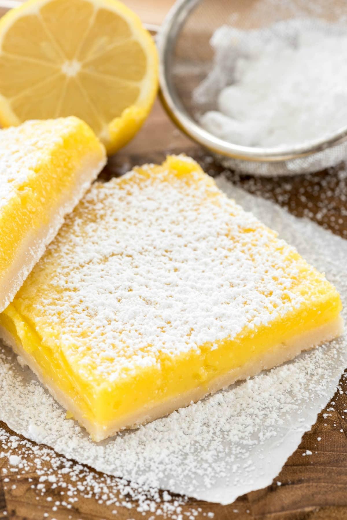 Lemon Bars (1 of 1)s