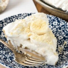 Old Fashioned Banana Pudding Pie (4 of 7)