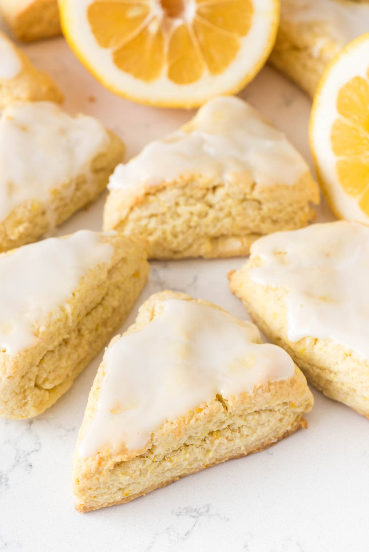 Mini Lemon Scones Recipe