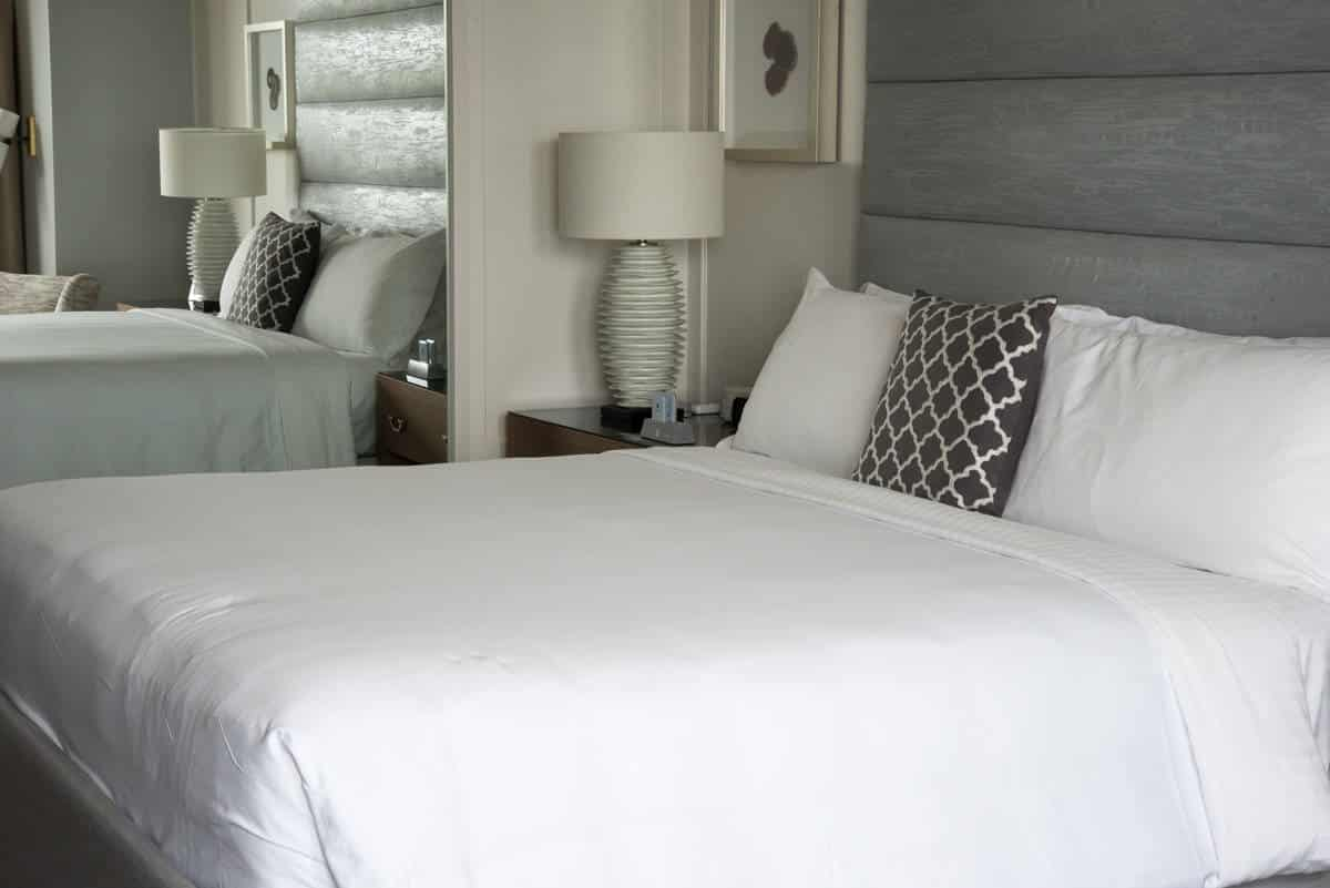 Half Moon Bay Ritz Carlton Bedroom