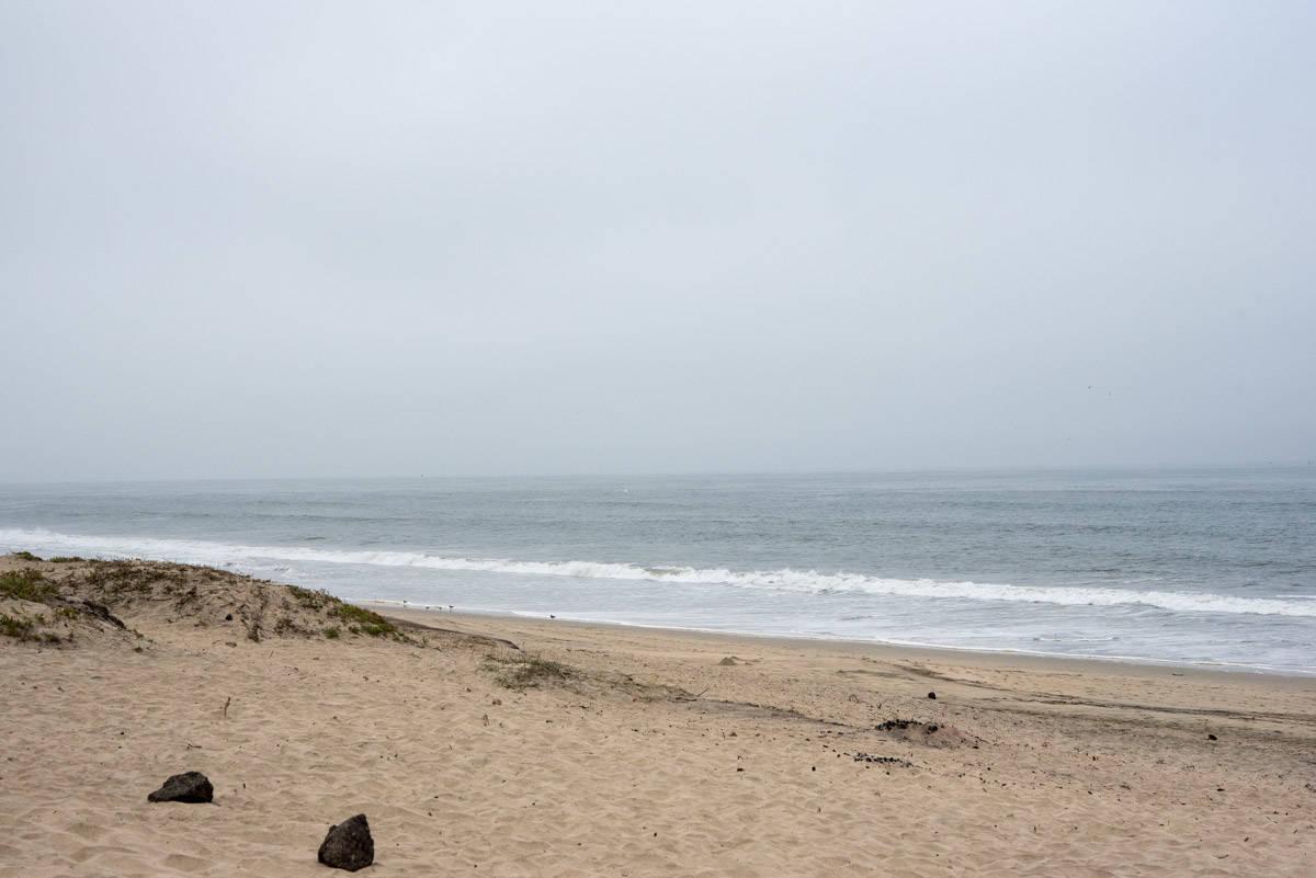 Half Moon Bay Beach