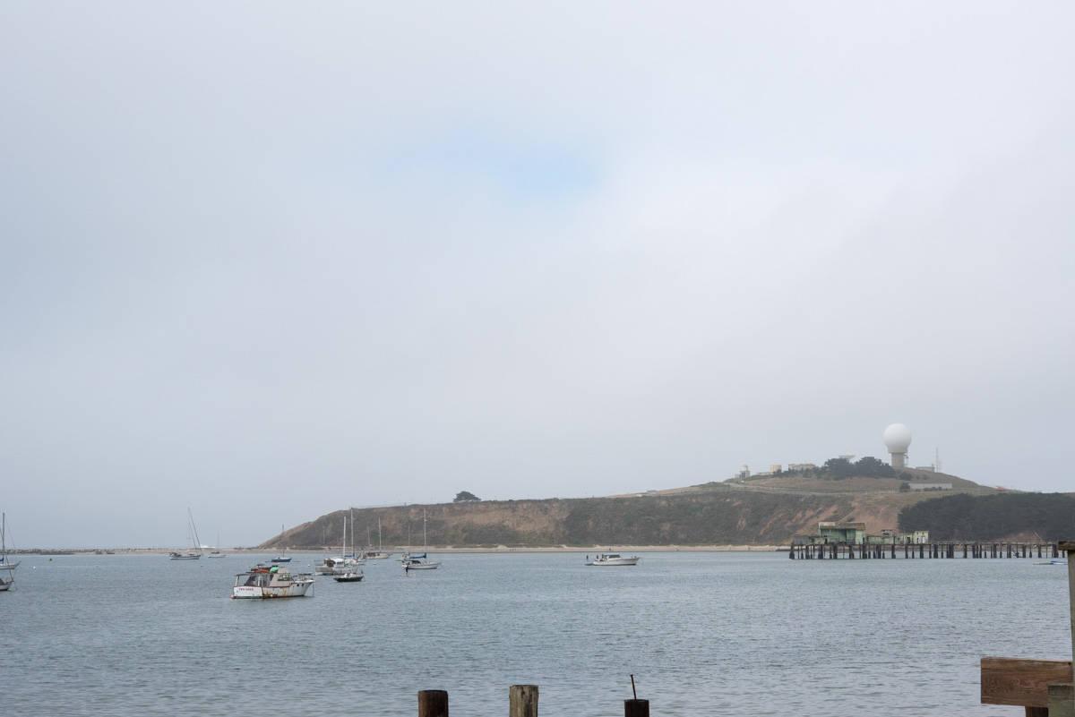 Half Moon Bay Pillar Point