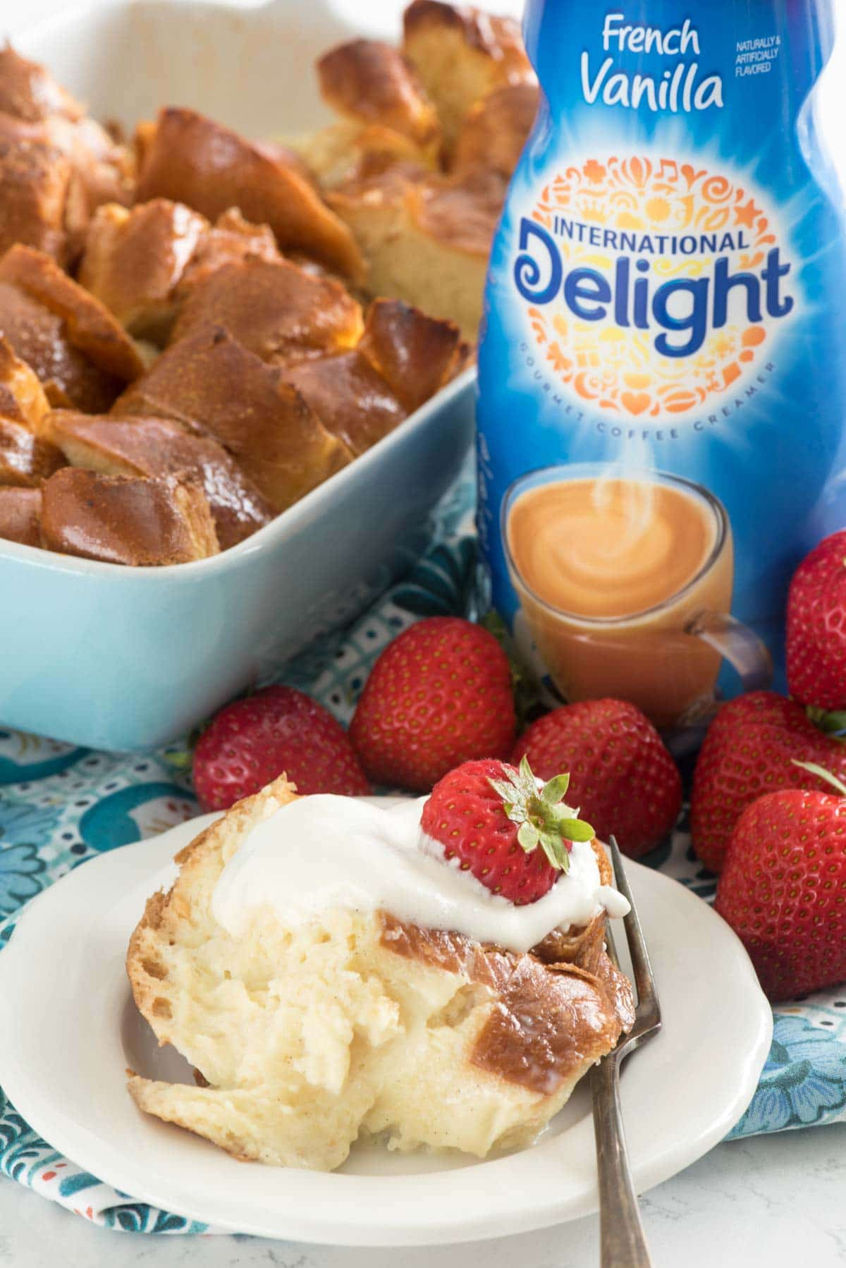 Tres Leches French Toast Casserole Recipe