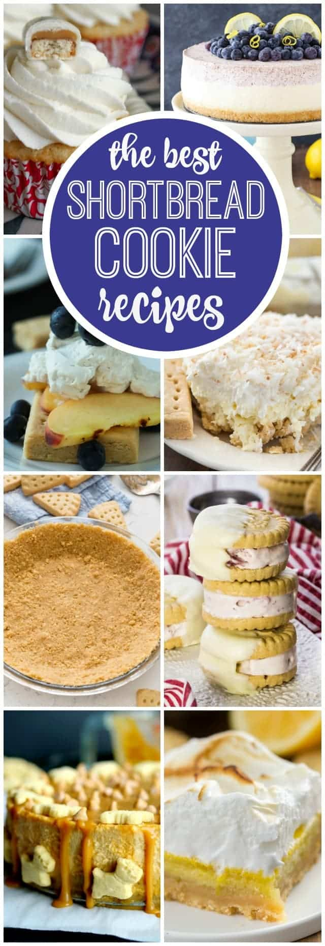 These are the BEST Shortbread Cookie recipes! Use that box of Walkers Shortbread to create SO many delicious recipes!