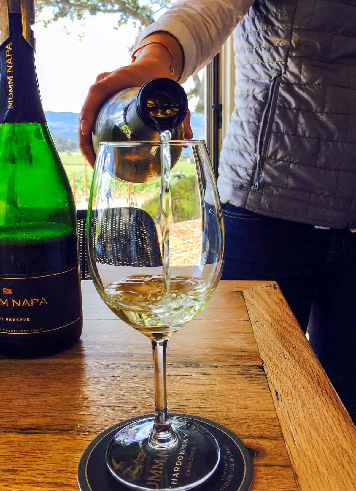 Mumm Napa Chardonnay