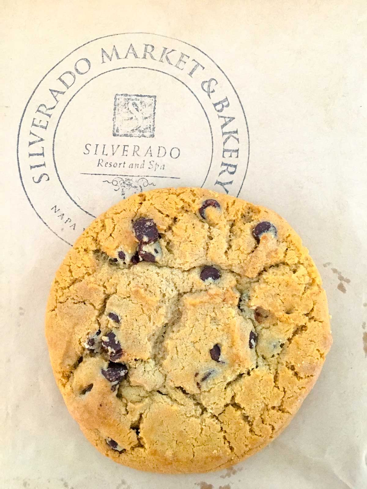 Cookie from Silverado Market & Bakery