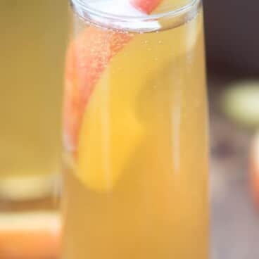 Apple Cider Bellini