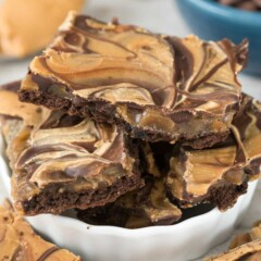 Peanut Butter Chocolate Toffee Crack Bark