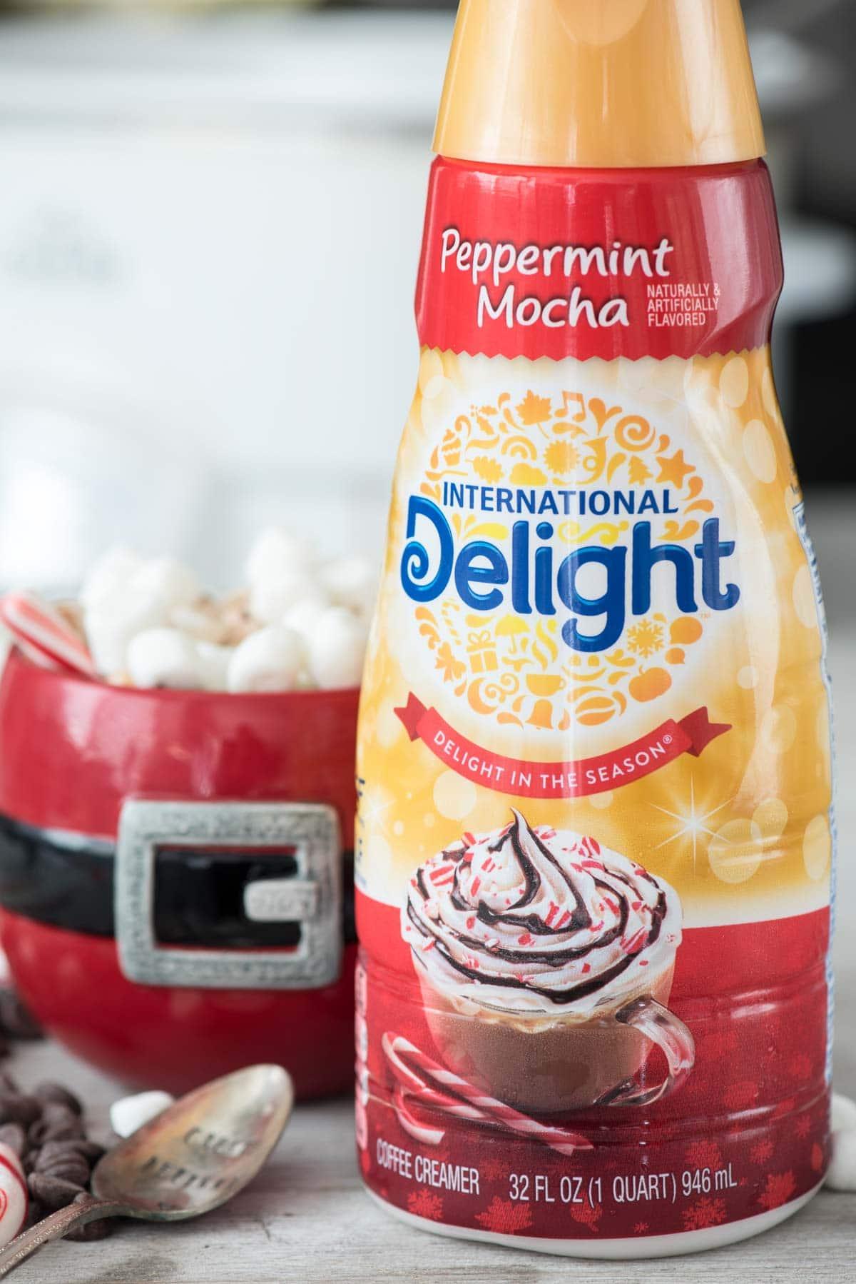 Peppermint Mocha International Delight