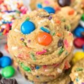 Stack of Celebration Cookies