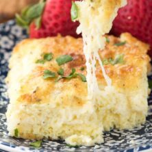 Cheesy Egg Casserole