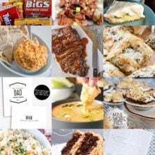 photo collage - Father's Day BBQ Party Plan
