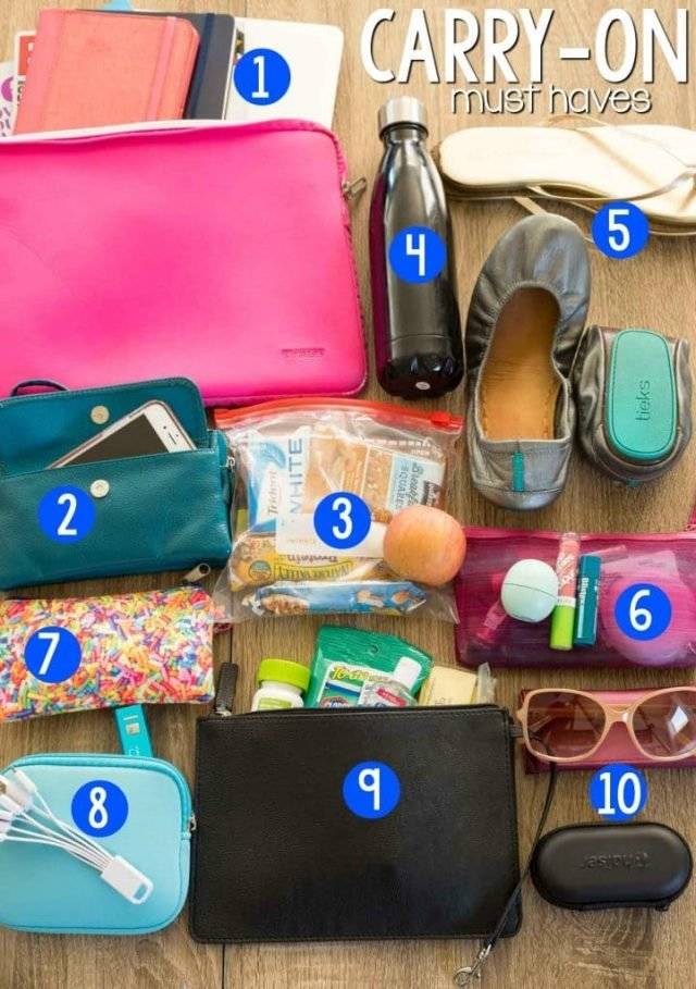 10 Carry On Essentials that make every flight easier! This is what I carry  on 7dd299e3d374a