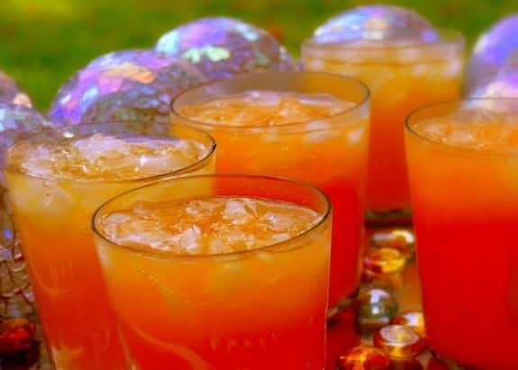 Tropical Sparkling Punch