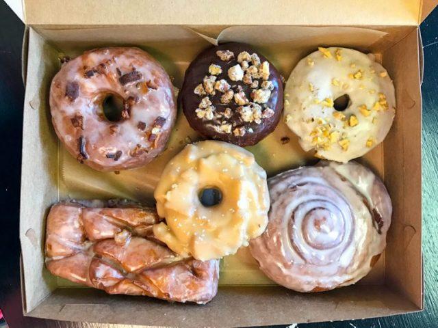 Glazed Gourmet Donuts