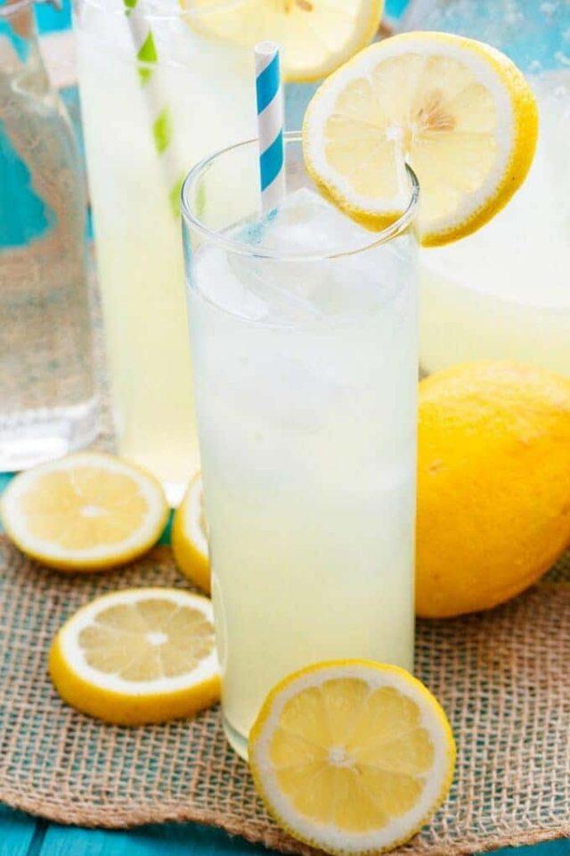 Homemade Roasted Lemonade