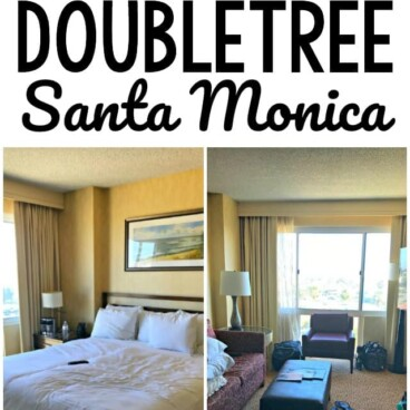 7 Reasons we loved the DoubleTree Hotel Santa Monica
