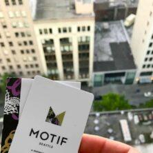 Motif Hotel Seattle View