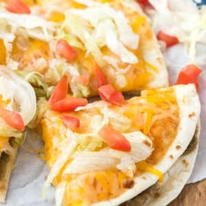 Lunch archives crazy for crust just like fast food but healthier copycat mexican pizza forumfinder Gallery