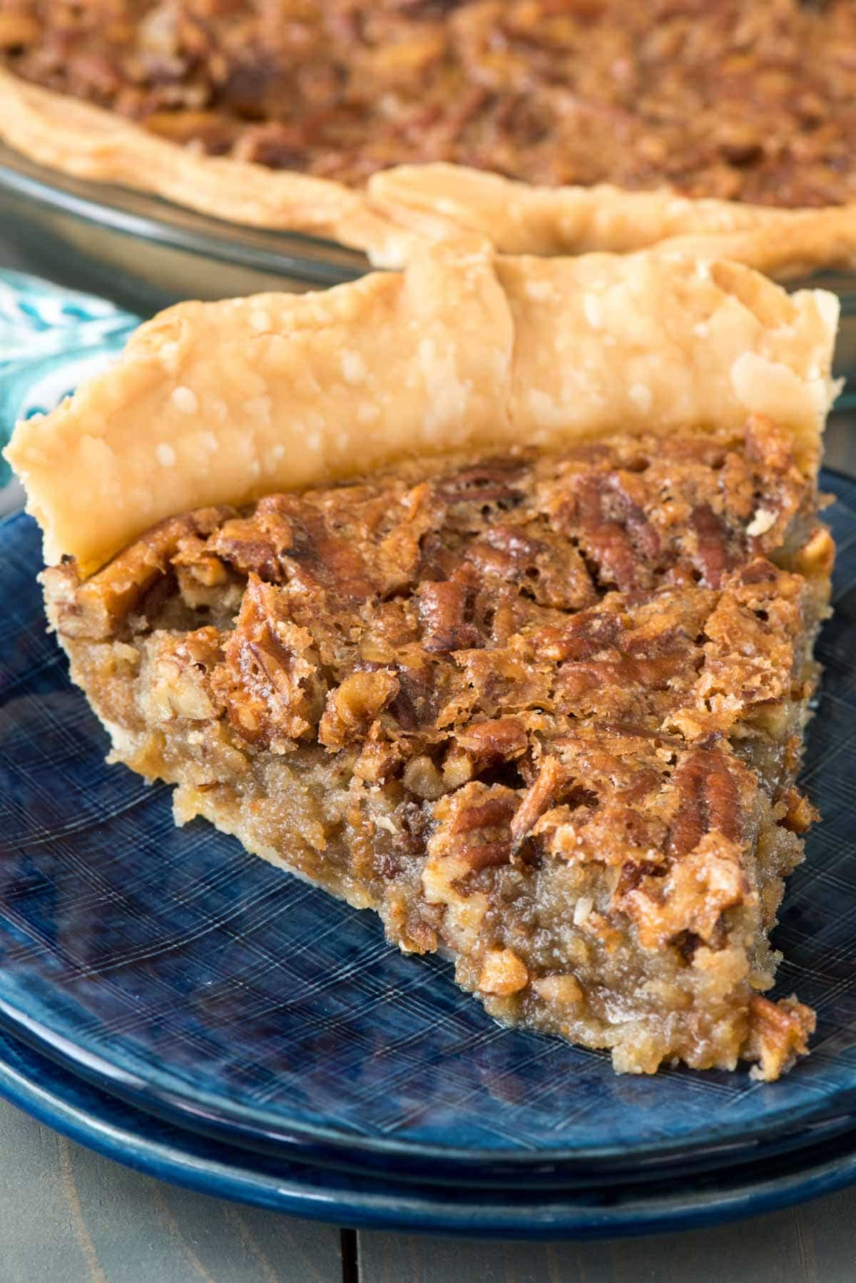 Elmers brown sugar pecan pie crazy for crust ccuart Image collections
