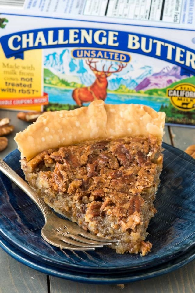 Classic Brown Sugar Pecan Pie Recipe without corn syrup