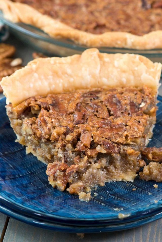 Brown Sugar Pecan Pie Recipe