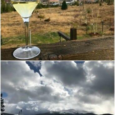 collage of a trip to breckenridge colorado