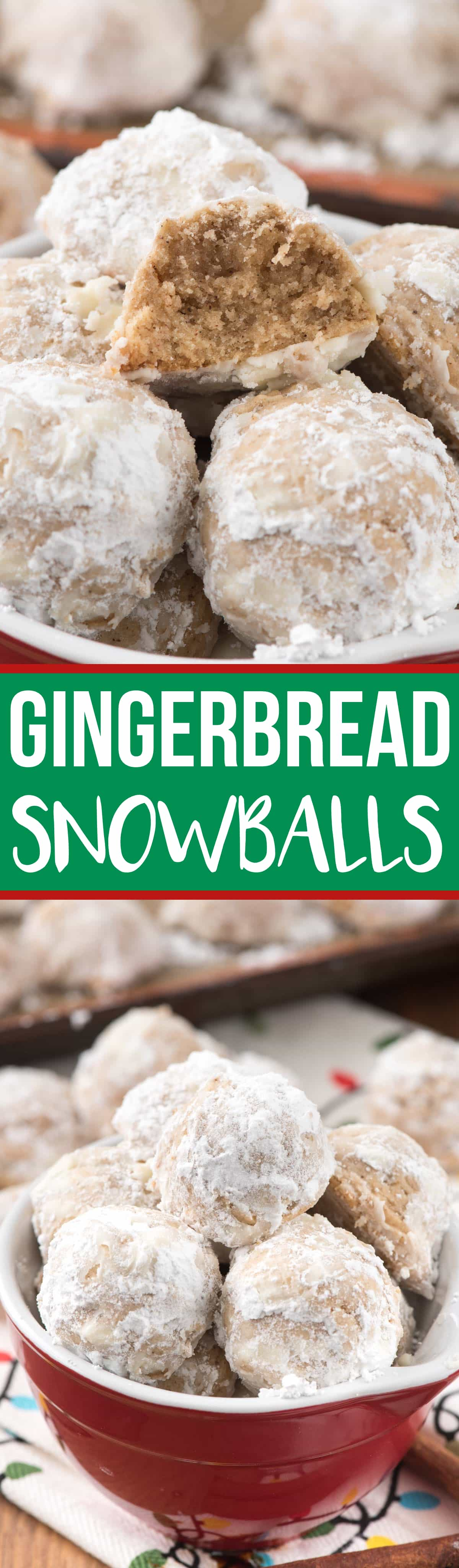 tips on preparing the snowball cookies If you didn't already love snowball cookies, you will now these peppermint snowball cookies are everything a christmas cookie should be easy, beautiful, and packed with flavor.