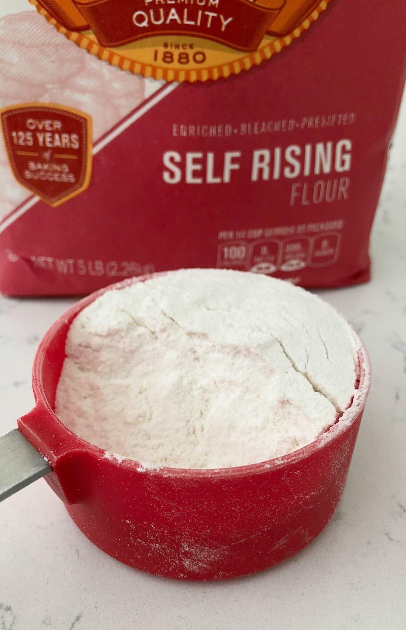 How To Make Self Rising Flour Crazy For Crust
