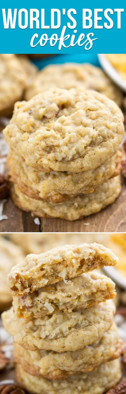 collage of world's best cookie photos