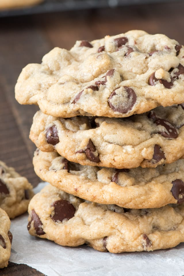Best Chocolate Chip Cookie Recipe Seriously Crazy For Crust