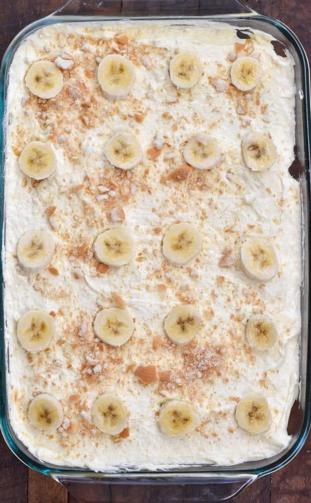 Banana Pudding Cake Crazy For Crust
