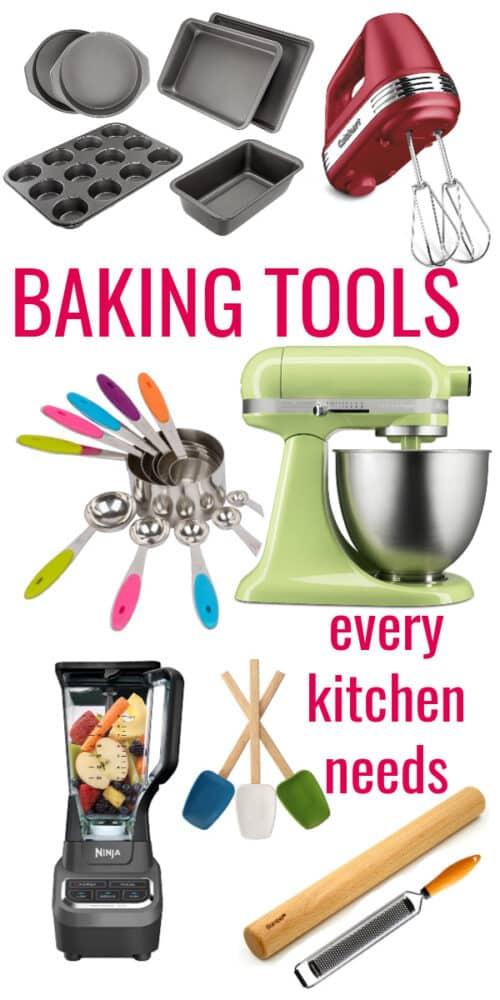 baking tools every kitchen needs