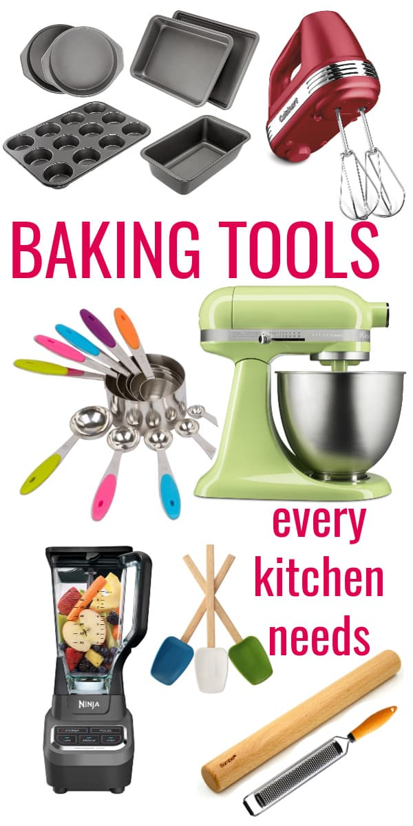 baking tools every kitchen needs